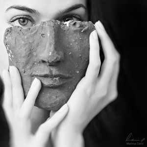 Take of your mask(s) and be your authentic self!